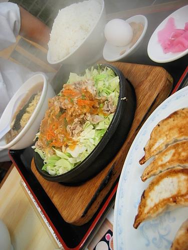 大盛軒 鉄板麺と餃子