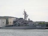 護衛艦しらゆき TV3517 (1)