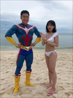 元AKB48・大和田南那、視聴者を魅了!ビキニ姿に絶賛の声