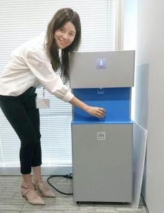 空気から水を作る技術が商品化、将来は水道管が不要に!?