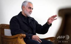 イラク首都空港に攻撃、イラン革命防衛隊の司令官ら8人死亡