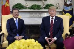 危険な米韓首脳会談、文大統領はトランプ大統領に土下座するのか