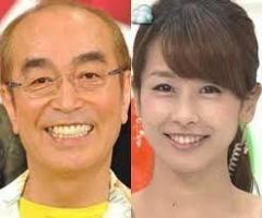 """加藤綾子、志村けんに""""おねだりベンツ""""!? やはり熱愛中?"""