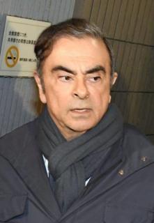レバノン、直前に日本に送還要求 ゴーン被告逃亡で英紙報道