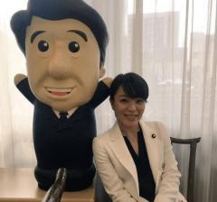 防災で忙しい今井政務官と市川市長 ひんしゅく買ったネットでのバトル