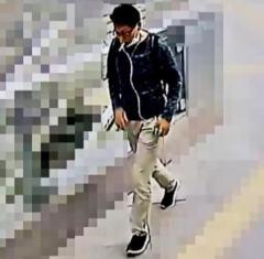 歩きタバコ注意され顔殴り重傷負わせる、男の映像を公開 JR柏駅前