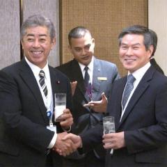 これが日本の現実 国益を害する岩屋大臣 パチンコ議員と揶揄