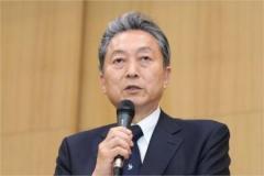 鳩山元首相「慰安婦問題 日本は無限責任負うべき」 韓国で講演