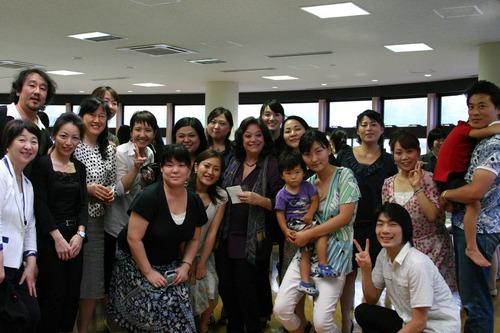 インターナショナル夏期講習会2010