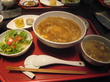 三層 天津飯