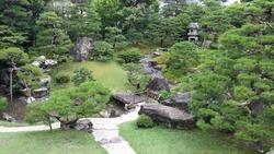 慶雲館   庭園