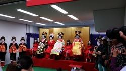 10日_大須祭りおいらん道中