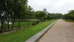 長浜市 豊公園