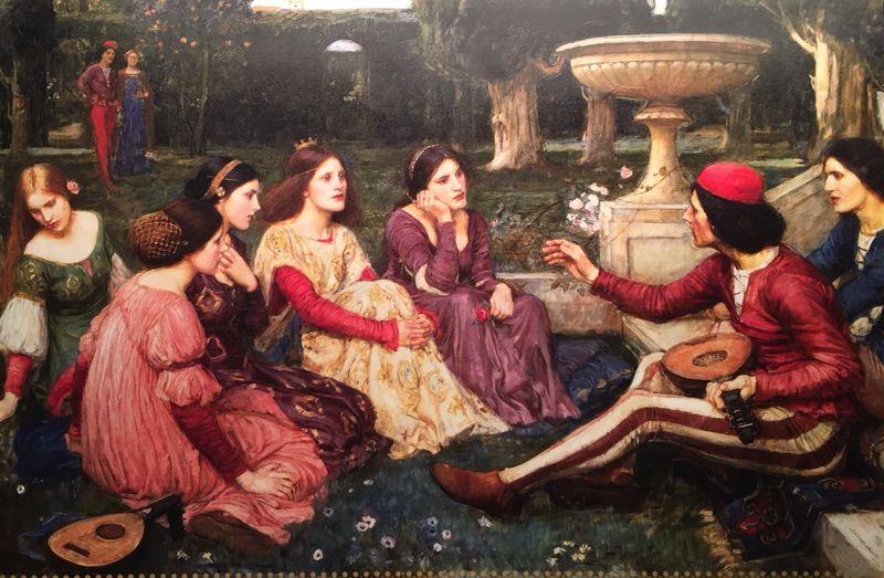 ジョン・ウィリアム・ウォーターハウスの画像 p1_24