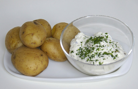 Kartoffelnquark
