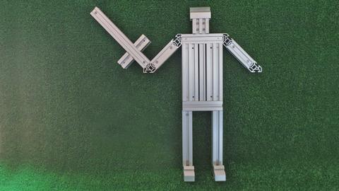 ムサシロボット