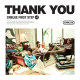 CNBLUE  FIRST STEP+1(PLUS ONE) THANK YOU2