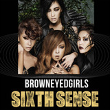 Brown Eyed Girls 4th SIXTH SENSE1-2