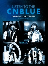 CNBLUE LISTEN TO THE CNBLUE1