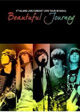 FT Island  BEAUTIFUL JOURNEY 2DVD
