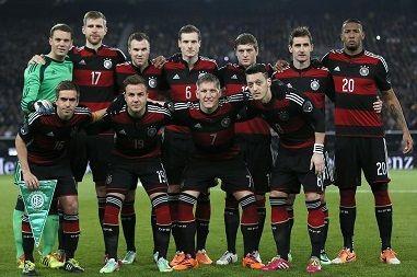 ワールドカップドイツ代表