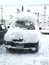 雪ごっそりカー