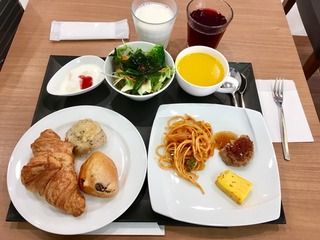 2日目 朝食