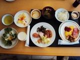 朝食(バイキング)