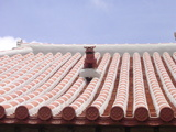 真壁ちなー屋根