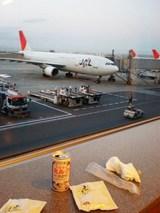 羽田空港 AM6:40