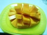 おぉ愛しのマンゴー♪