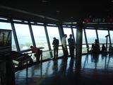 スカイタワー展望台内部