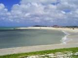 あしびなービーチ全景