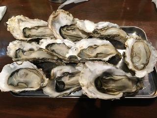 牡蠣10個