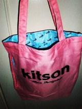 kitson エコバッグ
