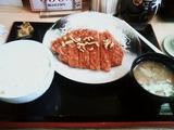 ロースカツ定食 ¥724
