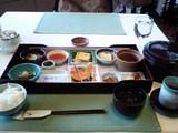 旭川グランドの朝食
