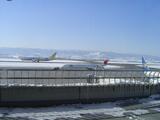 旭川空港 3機