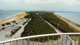 展望台から房総半島を望む