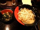 かけうどん&山菜
