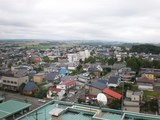四季の塔からの眺め