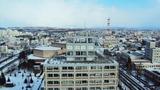 旭川グランドホテルからの眺め