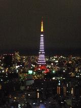 もっと夜の東京タワー