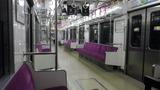 朝の京成線