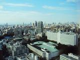32階からの眺め(昼)