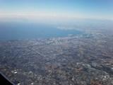 千葉県上空
