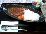 『カレーライス』ランチ ¥500