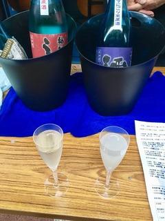 日本酒 飲み比べ