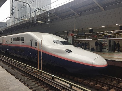 新幹線あれこれ2