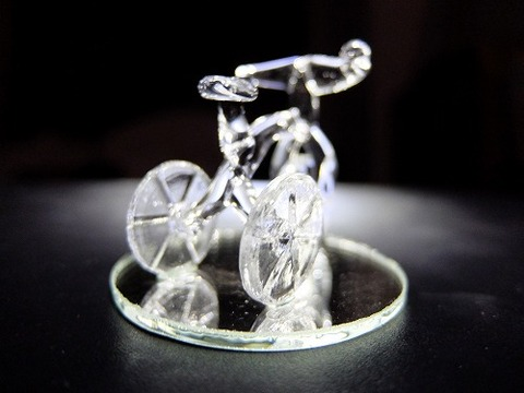 ガラスの自転車_2